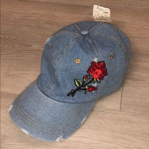 8ede9f269f33e Mudd Denim Baseball Hat